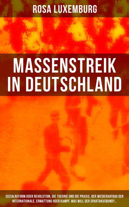 Rosa Luxemburg Massenstreik in Deutschland rosa luxemburg rosa luxemburg zur russischen revolution