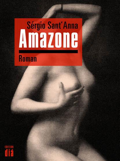 Sérgio Sant'Anna Amazone туника amazone