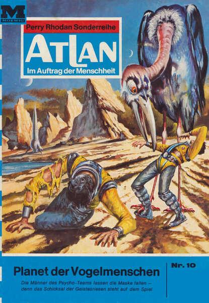 H.G. Ewers Atlan 10: Planet der Vogelmenschen h g ewers atlan 87 der lemurische kriegskalender