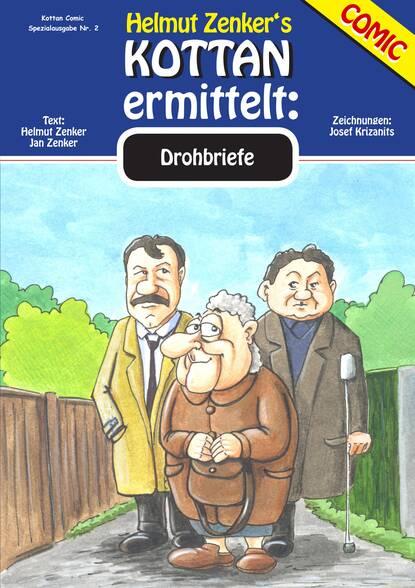 Фото - Helmut Zenker Kottan ermittelt: Drohbriefe helmut zenker kottan ermittelt lonely boys