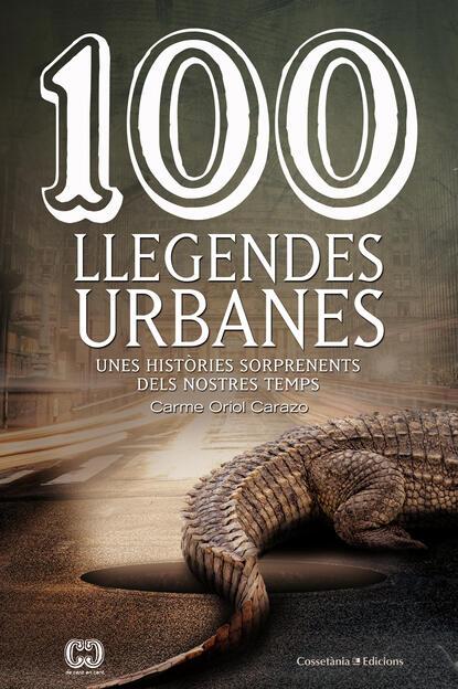Carme Oriol Carazo 100 llegendes urbanes футболка estevan oriol protein black xl