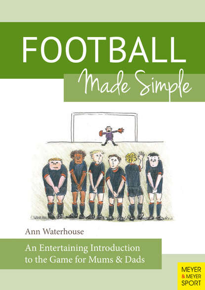 Фото - Ann Waterhouse Football Made Simple threads sewing made simple