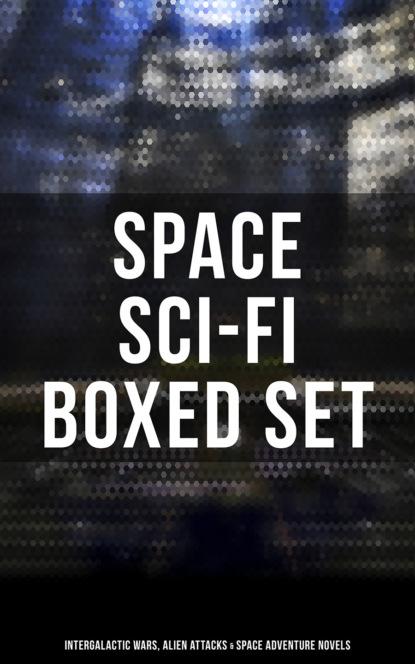 Фото - David Lindsay Space Sci-Fi Boxed Set: Intergalactic Wars, Alien Attacks & Space Adventure Novels janna karagozina mars the beginning of