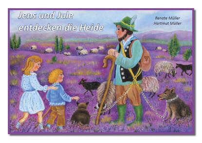 Renate Müller Jens und Jule entdecken die Heide renate bergerhoff caravaggio