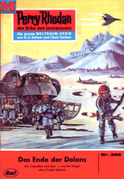 Perry Rhodan 398: Das Ende der Dolans