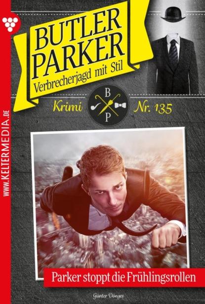 Butler Parker 135 – Kriminalroman