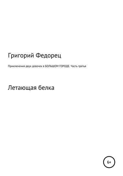Григорий Григорьевич Федорец Приключения двух девочек в большом городе. Часть третья