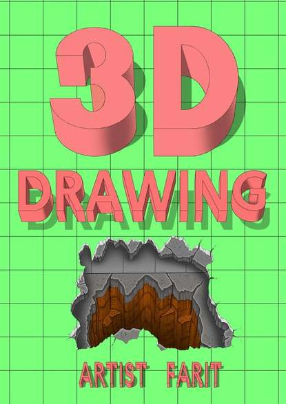 Фото - Artist Farit 3D drawing. Tutorial 3D drawing diana balmori drawing and reinventing landscape