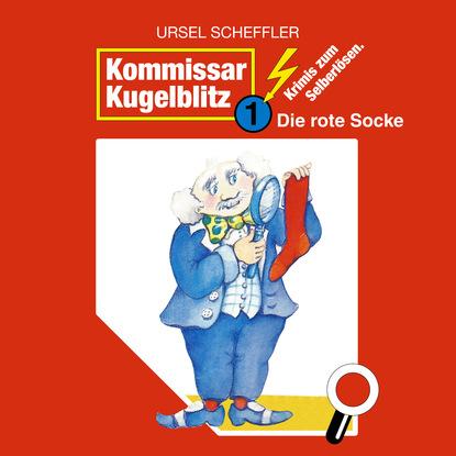 Фото - Ursel Scheffler Kommissar Kugelblitz, Folge 1: Die rote Socke dietmar preuß dsa 102 die rote bache
