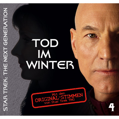 Michael Jan Friedman Star Trek - The Next Generation, Tod im Winter, Episode 4 michael jan friedman crossover