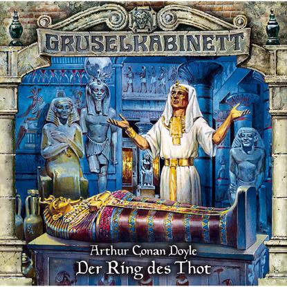 Артур Конан Дойл Gruselkabinett, Folge 61: Der Ring des Thot недорого