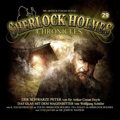 Sir Arthur Conan Doyle Sherlock Holmes Chronicles, Folge 29: Der schwarze Peter k p walter sherlock holmes chronicles folge 13 der fall buffalo bill