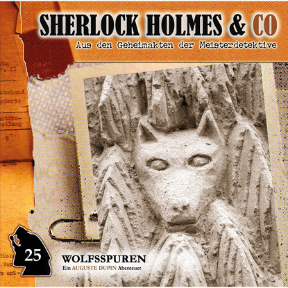 Фото - Markus Duschek Sherlock Holmes & Co, Folge 25: Wolfsspuren markus duschek gespenster krimi folge 4 der präparator
