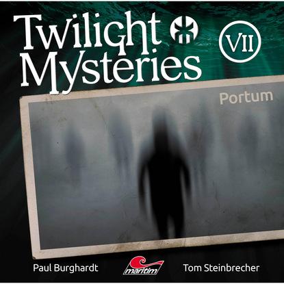 Фото - Paul Burghardt Twilight Mysteries, Die neuen Folgen, Folge 7: Portum paul burghardt twilight mysteries die neuen folgen folge 2 thanatos