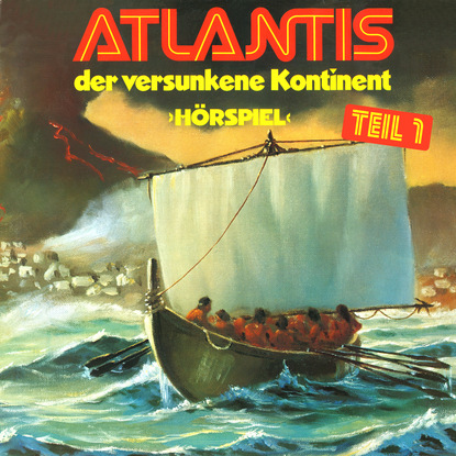 Gerd von Haßler Atlantis der versunkene Kontinent, Folge 1 недорого