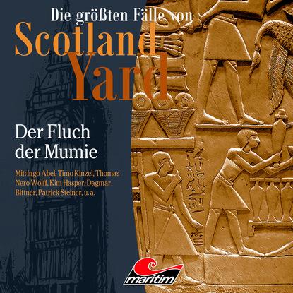 Paul Burghardt Die größten Fälle von Scotland Yard, Folge 40: Der Fluch der Mumie andreas masuth die größten fälle von scotland yard folge 14 abendlicher rosengarten
