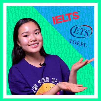 Иманова Маулида TOEFL и IELTS: в чем разница и как получить максимальный балл