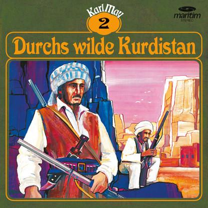 Karl May, Grüne Serie, Folge 2: Durchs wilde Kurdistan фото