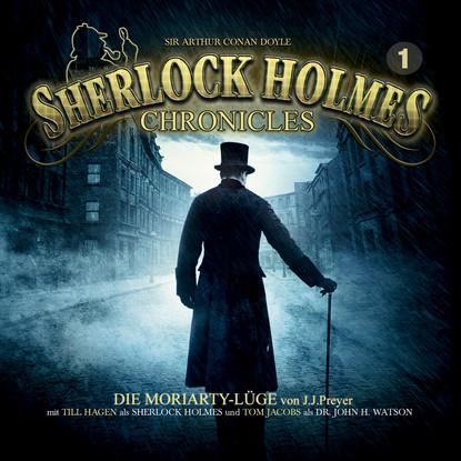 J. J. Preyer Sherlock Holmes Chronicles, Folge 1: Die Moriarty-Lüge edward j van liere a doctor enjoys sherlock holmes