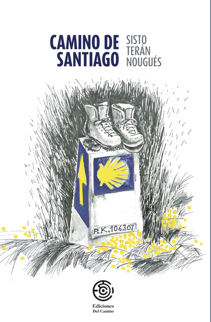 Sisto Terán Nougués Camino de Santiago недорого