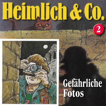 Hans-Joachim Herwald Heimlich & Co., Folge 2: Gefährliche Fotos otto joachim christoph schwarz folge 5 horror am teufelstisch