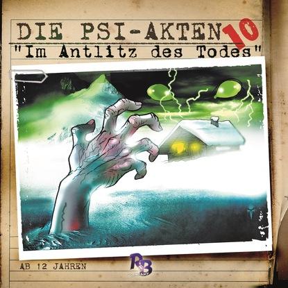 Фото - Simeon Hrissomallis Die PSI-Akten, Folge 10: Das Antlitz des Todes ralf blaustein amanda kissler und das netz des todes