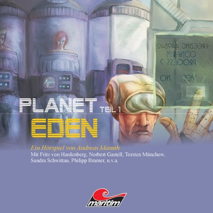 Andreas Masuth Planet Eden, Planet Eden, Teil 1 eden wtp600