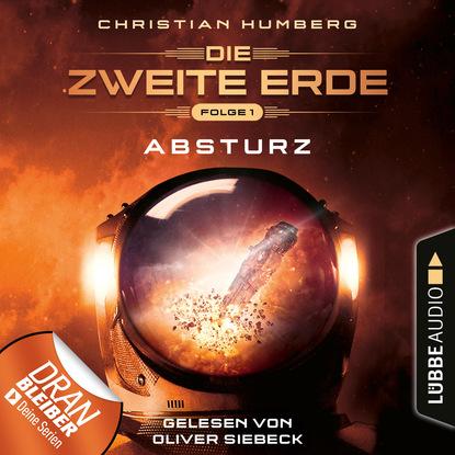 Christian Humberg Mission Genesis - Die zweite Erde, Folge 1: Absturz (Ungekürzt) недорого