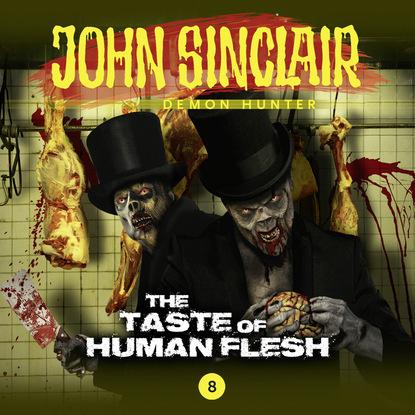 Gabriel Conroy John Sinclair Demon Hunter, 8: The Taste of Human Flesh недорого