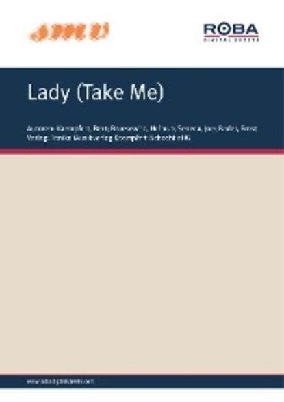 Helmut Bruesewitz Lady (Take Me) take me in