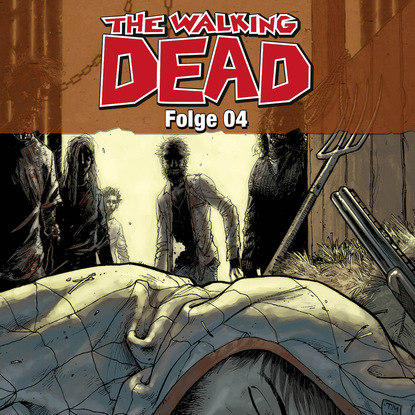 Robert Kirkman The Walking Dead, Folge 04 robert kirkman walking dead the fall of the governor part two