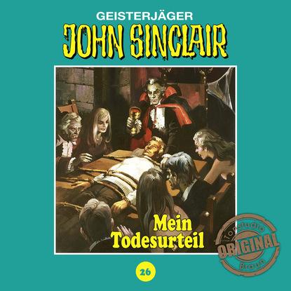 Jason Dark John Sinclair, Tonstudio Braun, Folge 26: Mein Todesurteil. Teil 3 von 3 jason dark john sinclair tonstudio braun folge 17 die drohung teil 1 von 3