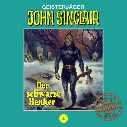 Jason Dark John Sinclair, Tonstudio Braun, Folge 2: Der schwarze Henker jason dark john sinclair tonstudio braun folge 2 der schwarze henker