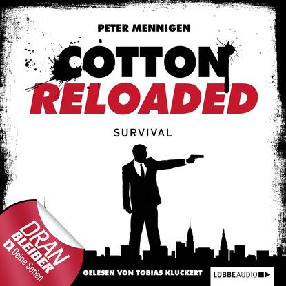 Фото - Peter Mennigen Jerry Cotton - Cotton Reloaded, Folge 12: Survival alfred bekker cotton reloaded folge 48 mister hangman