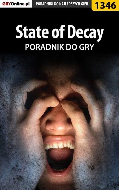 Bartosz Pielak «Czokalapik» State of Decay недорого
