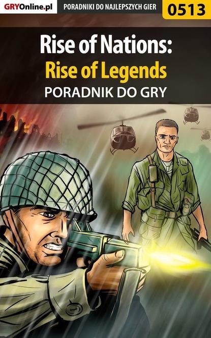 Krzysztof Gonciarz Rise of Nations: Rise of Legends godsmack godsmack when legends rise lp