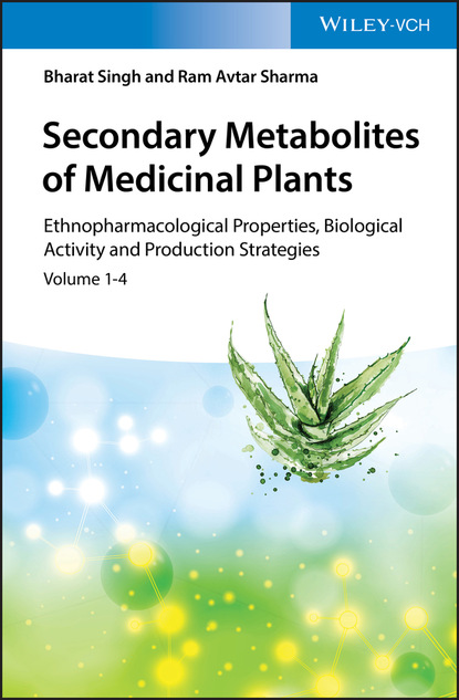 Bharat Singh Secondary Metabolites of Medicinal Plants assessment of effect of fertlizers on some medicinal plants