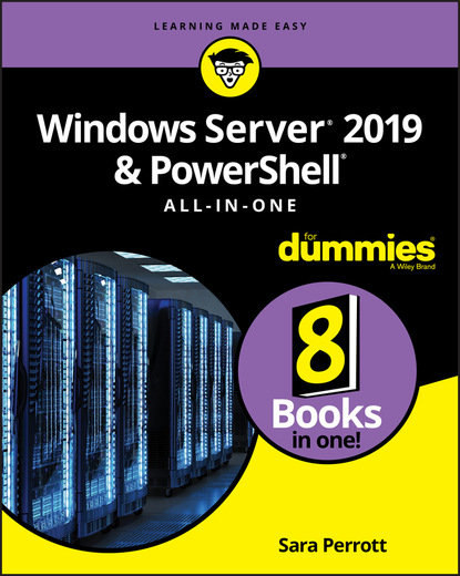Sara Perrott Windows Server 2019 & PowerShell All-in-One For Dummies недорого