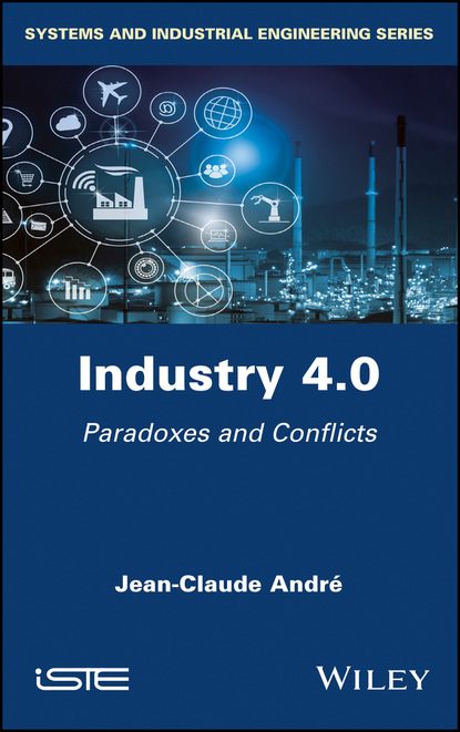 Фото - Jean-Claude André Industry 4.0 jean claude andré process engineering renewal 2