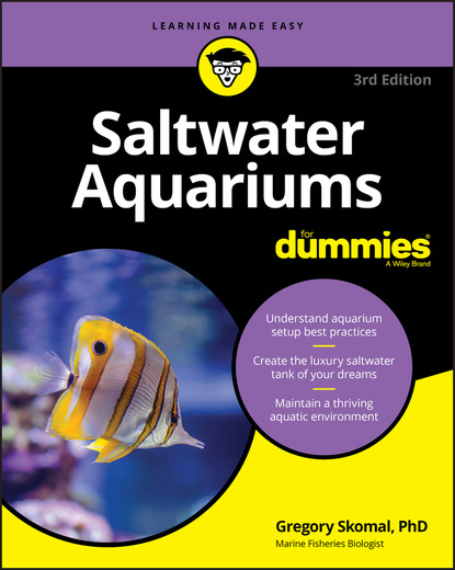 Gregory Skomal Saltwater Aquariums For Dummies