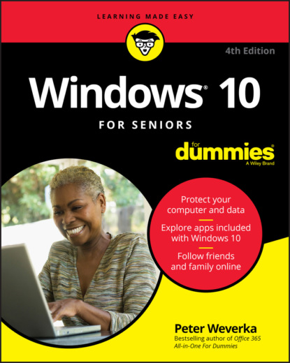 Peter Weverka Windows 10 For Seniors For Dummies russian language with the computer the first step русский язык с компьютером шаг 1