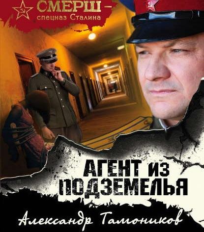 Александр Тамоников Агент из подземелья