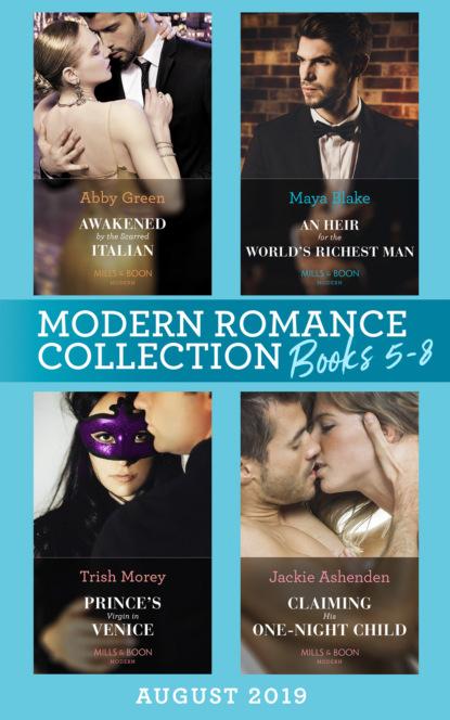 Modern Romance August 2019 Books 5-8