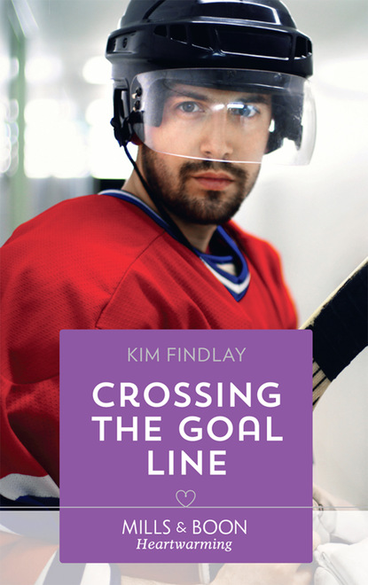 Kim Findlay Crossing The Goal Line