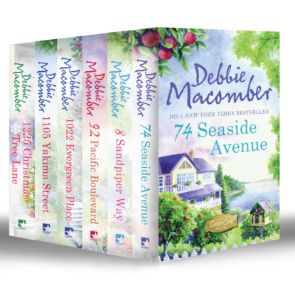 Debbie Macomber Cedar Cove Collection (Books 7-12) that s not my badger
