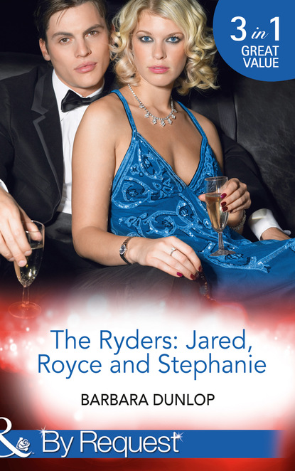 The Ryders: Jared, Royce and Stephanie