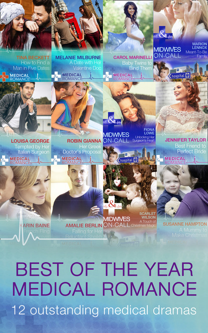 Carol Marinelli The Best Of The Year - Medical Romance недорого