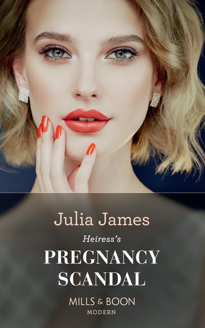 Heiress's Pregnancy Scandal