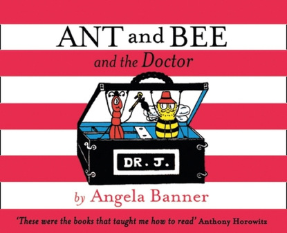 Angela Banner Ant and Bee and the Doctor ant middleton first man in leading from the front