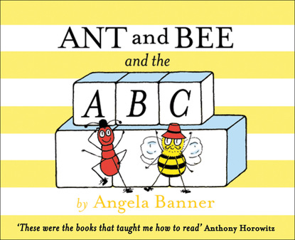 Angela Banner Ant and Bee and the ABC ant middleton first man in leading from the front